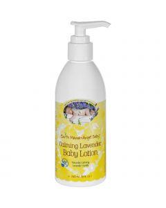 Earth Mama Angel Baby Lotion - Calming Lavender - 8 oz