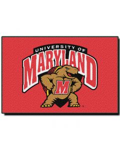 The Northwest Company Maryland College 39x59 Acrylic Tufted Rug