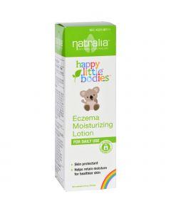 HAPPY BABY Happy Little Bodies Eczema Lotion - Natralia - Moisturizing - 6 oz
