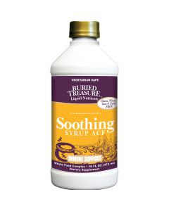 Buried Treasure Soothing  Syrup ACF - Case of 12