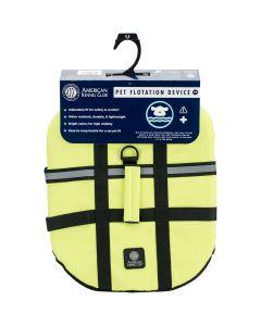 Bh Pet Gear AKC Flotation Vest-Yellow Large