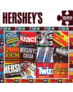 """Masterpieces NEW! Jigsaw Puzzle 1000 Pieces 19.25""""x26.75""""-Hershey's Moments"""
