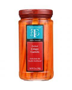 Tillen Farms Carrots - Pickled - Crispy - 12 oz - case of 6