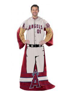 "The Northwest Company Angels  ""Uniform"" Adult Fleece Comfy Throw"