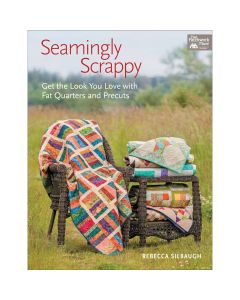 Martingale That Patchwork Place-Seamingly Scrappy