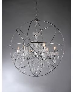 Warehouse of Tiffany Saturn's Ring Chandelier