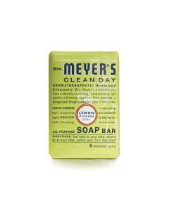 Mrs. Meyer's Bar Soap - Lemon Verbena - 8 oz