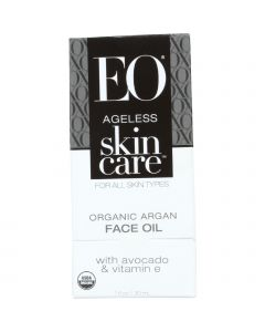 EO Products Argan Face Oil - Organic - Ageless - 1 oz - 1 each