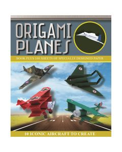 Search Press NEW! Thunder Bay Press Books-Origami Planes