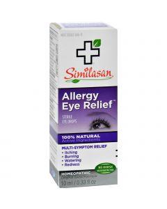Similasan Allergy Eye Relief - 0.33 fl oz