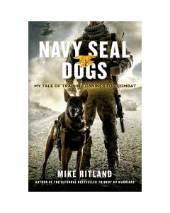 Macmillan Publishers St. Martin's Books-Navy Seal Dogs