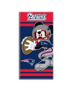"The Northwest Company Patriots 30""x60"" Terry Beach Towel (NFL) - Patriots 30""x60"" Terry Beach Towel (NFL)"