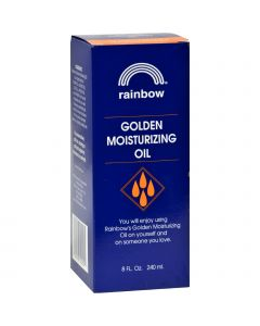Rainbow Research Golden Moisturizing Oil - 8 fl oz