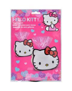 Wilton Treat Bag Kit Makes 4-Hello Kitty