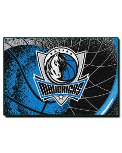 "The Northwest Company Mavericks 39""x59"" Tufted Rug (NBA) - Mavericks 39""x59"" Tufted Rug (NBA)"