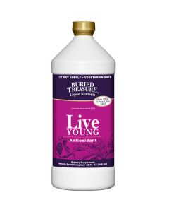 Buried Treasure Live Young Antioxidant - Case of 12
