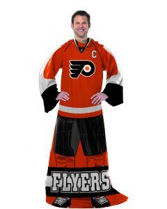 "The Northwest Company Flyers  ""Uniform"" Adult Fleece Comfy Throw"