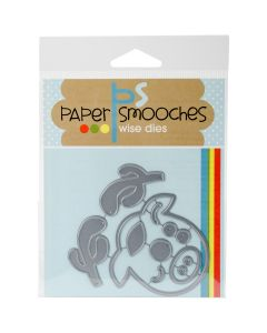 NEW! Paper Smooches Die-Reindeer