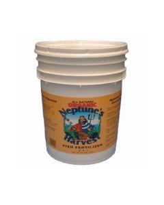 Neptune's Harvest Fertilizers Neptune's Harvest Fish Fertilizer - Orange Label - 5 Gallon