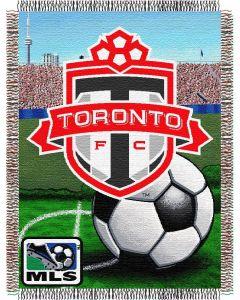 "The Northwest Company Toronto FC 48""x60"" Tapestry Throw"