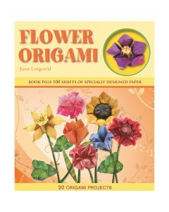 Search Press NEW! Thunder Bay Press Books-Flower Origami