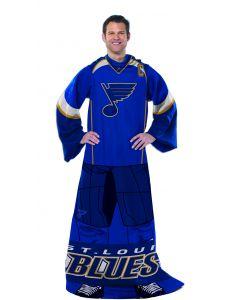 "The Northwest Company Blues  ""Uniform"" Adult Fleece Comfy Throw"