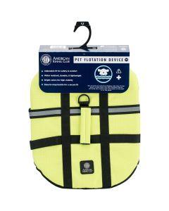 Bh Pet Gear AKC Flotation Vest-Yellow Medium