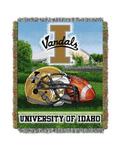 """The Northwest Company Idaho College """"Home Field Advantage"""" 48x60 Tapestry Throw"""