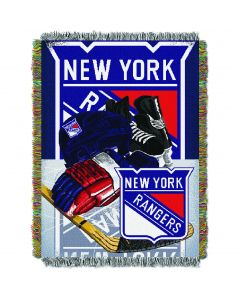 """The Northwest Company Rangers  """"Home Ice Advantage"""" 48x60 Tapestry Throw"""