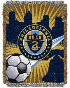 "The Northwest Company Philadelphia Union 48""x60"" Tapestry Throw"