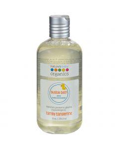 Nature's Baby Organics Natures Baby Organics Bubble Bath - Moisturizing - Tangy Tangerine - 12 oz