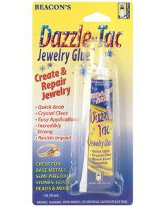 Beacon Dazzle-Tac Jewelry Glue-1oz