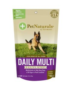 Pet Naturals of Vermont Daily Multi Chews For Dogs 30/Pkg-