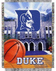 """The Northwest Company Duke """"Home Field Advantage"""" 48""""x 60"""" Tapestry Throw (College) - Duke """"Home Field Advantage"""" 48""""x 60"""" Tapestry Throw (College)"""