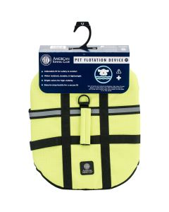 Bh Pet Gear AKC Flotation Vest-Yellow Small