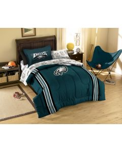 The Northwest Company Eagles Twin Bed in a Bag Set (NFL) - Eagles Twin Bed in a Bag Set (NFL)