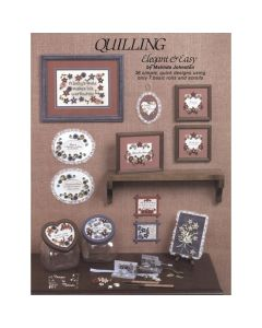 Lake City Crafts-Quilling - Elegant & Easy