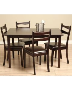 Warehouse of Tiffany Callan 5-piece Dining Room Furniture Set
