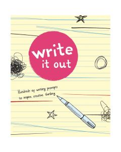 NEW! Sterling Publishing-Write It Out