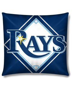 "The Northwest Company Rays 16"" Plush Pillow (MLB) - Rays 16"" Plush Pillow (MLB)"